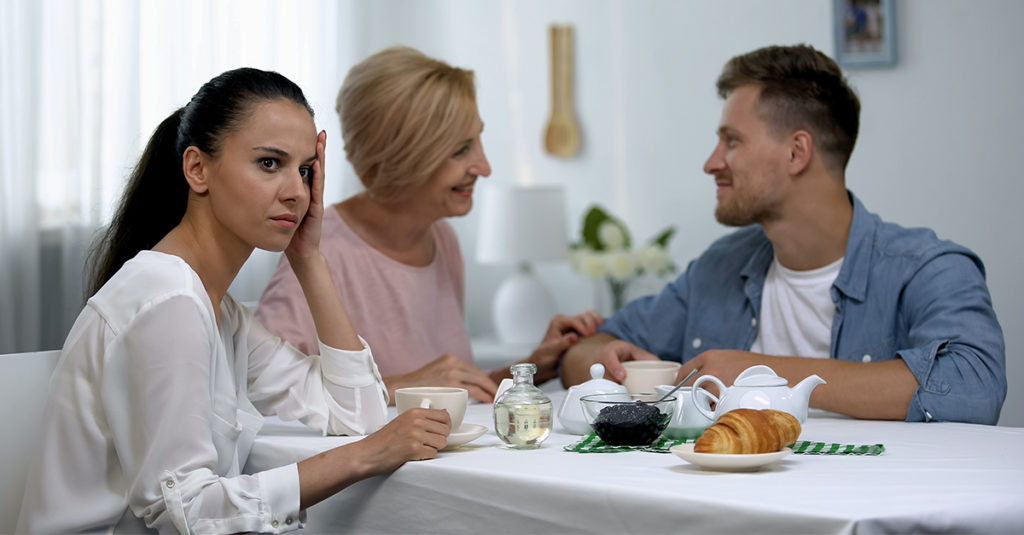 These Toxic Families Destroyed Relationships