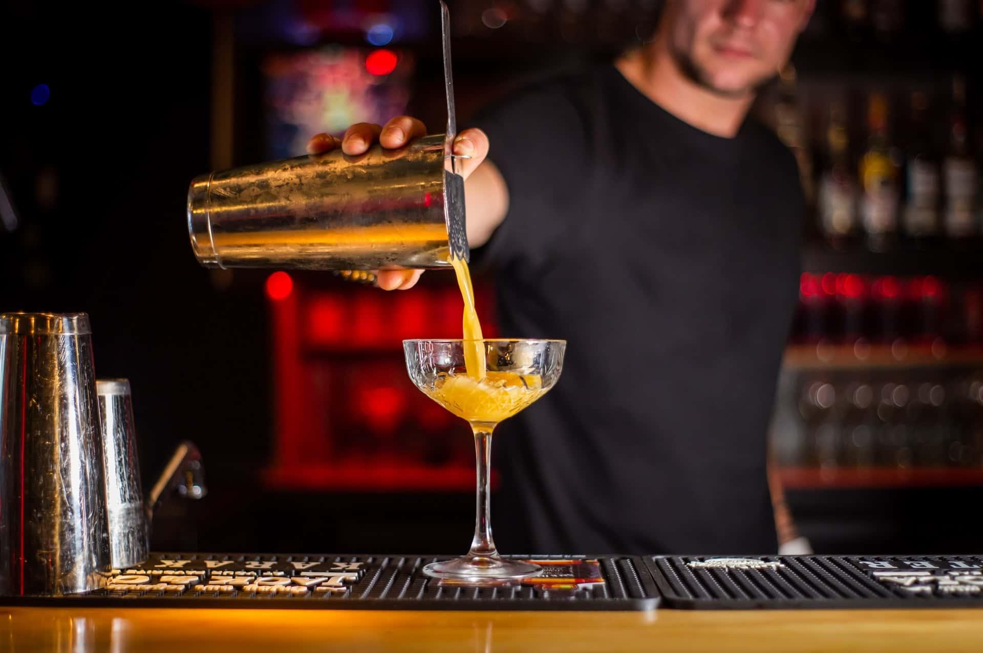 Bartenders stories