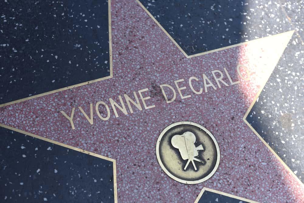 Yvonne De Carlo Facts