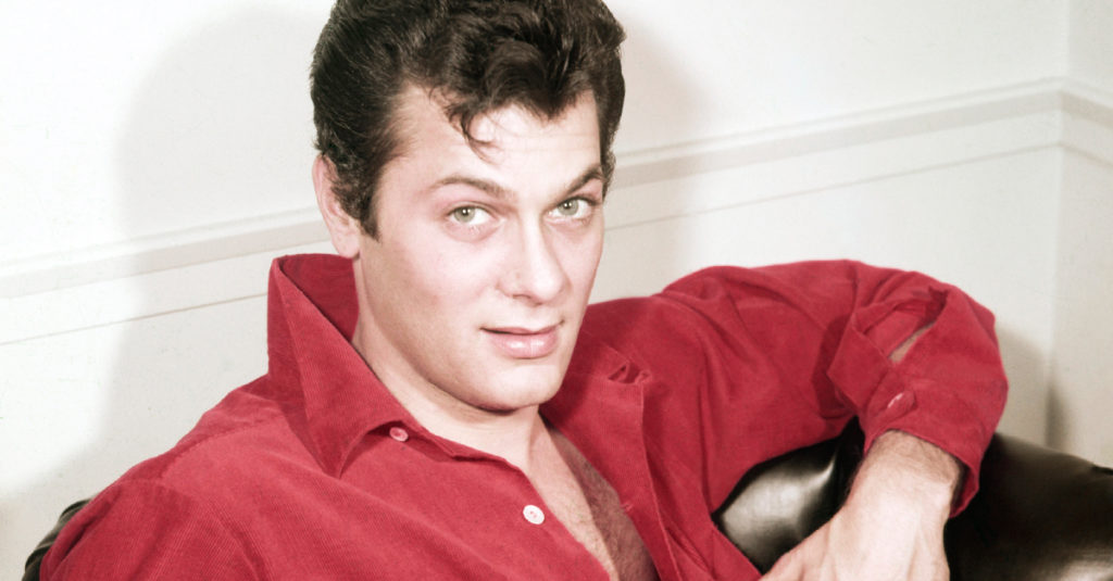 Volatile Facts About Tony Curtis, Hollywood's Dark Heartthrob