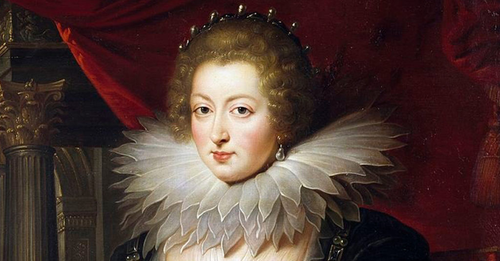 Forgotten Facts About Anne Of Austria, The Tormented Queen Of France
