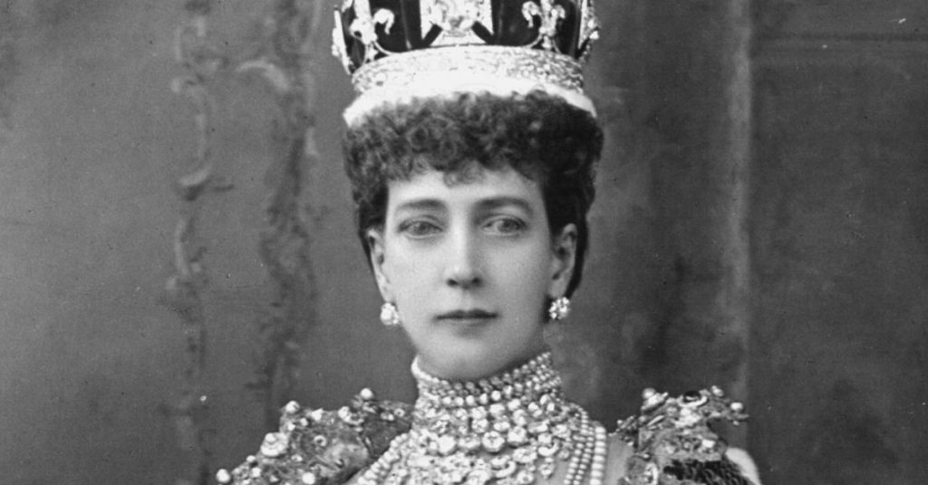 Iconic Facts About Alexandra Of Denmark, The Long-Suffering Queen