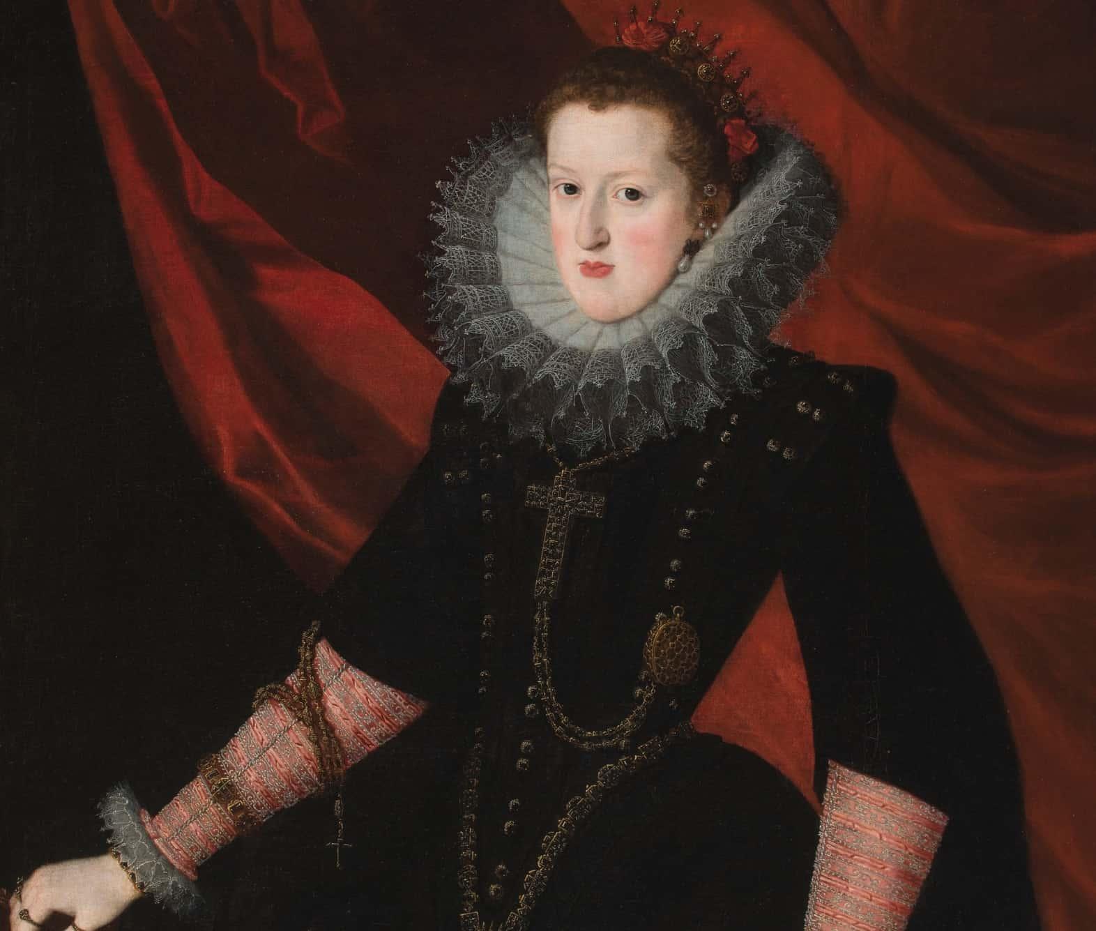Anne Of Austria facts