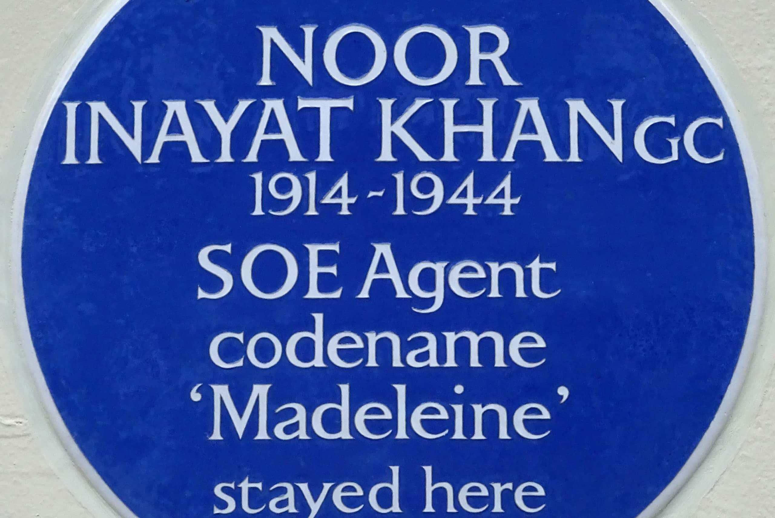 Noor Inayat Khan facts