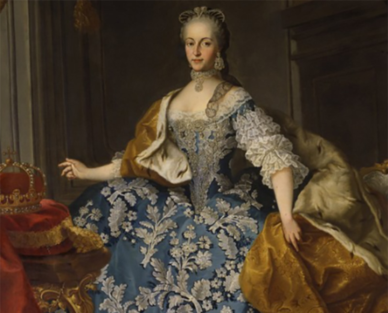 Isabella Of Parma facts