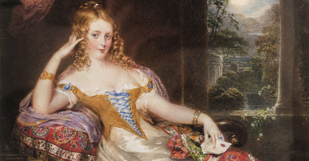 Shameless Facts About Jane Digby, The Lady Rake