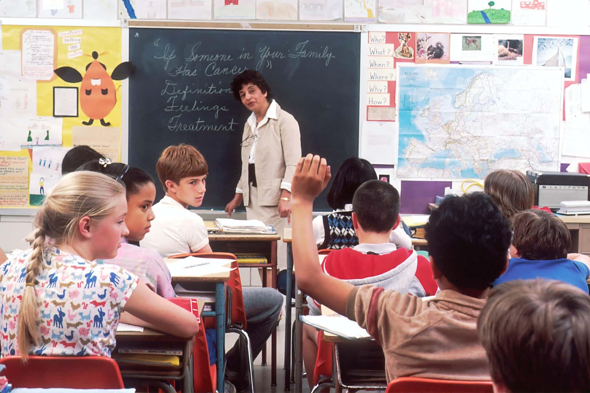 Teacher secrets