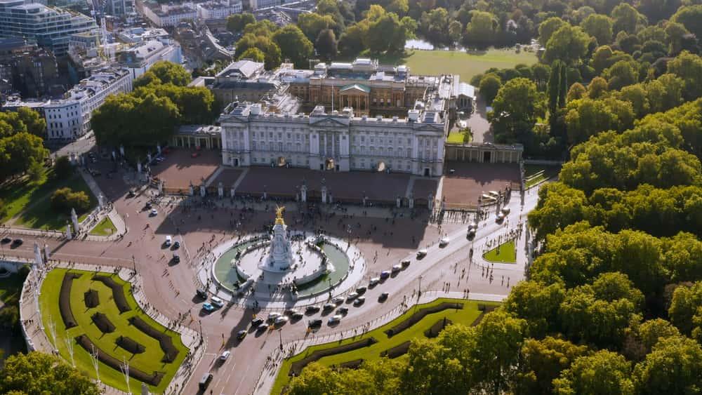 Buckingham Palace Facts