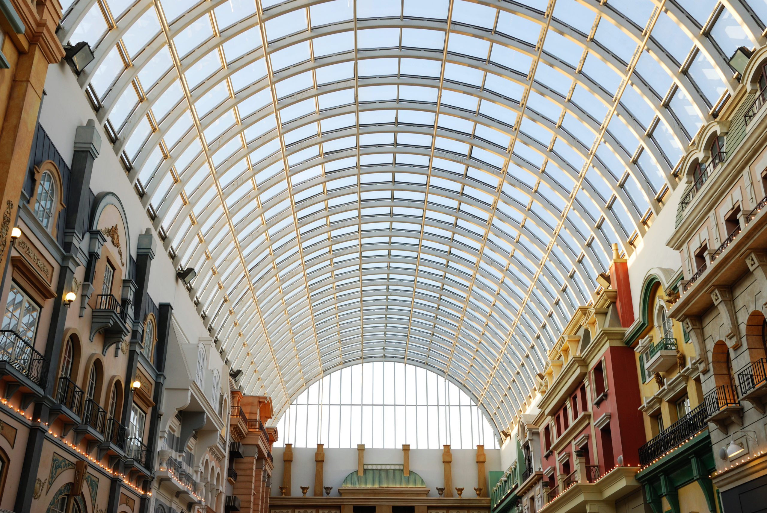 West Edmonton Mall Editorial
