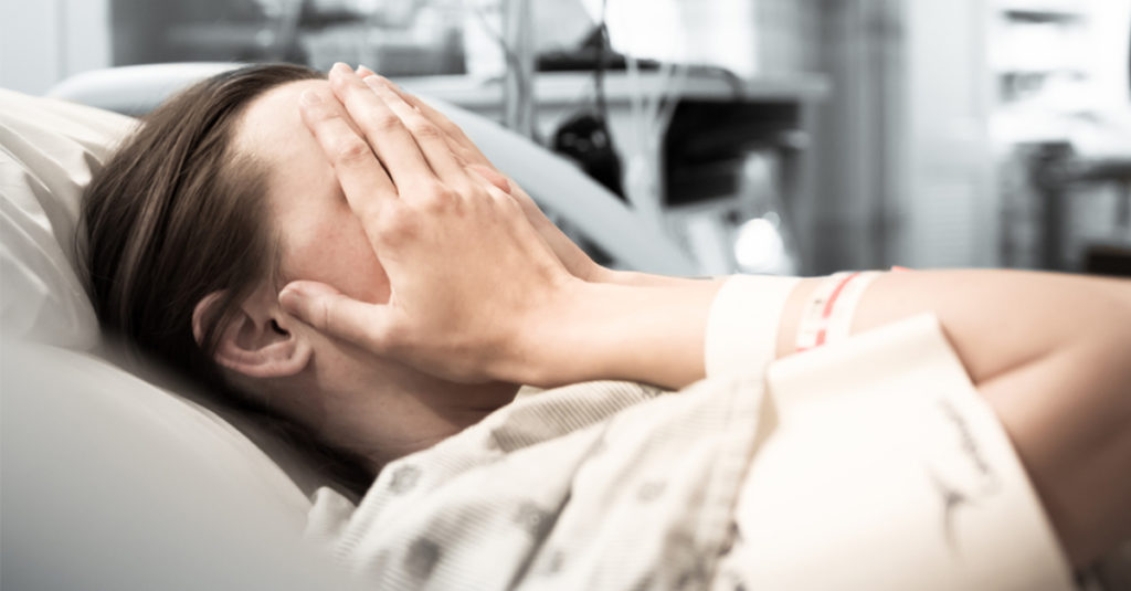 Terrifying Hospital Wake-Up Stories