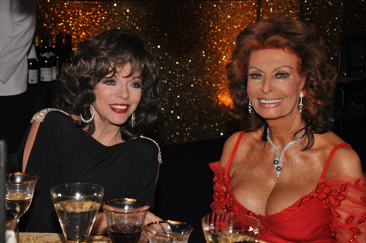 Joan Collins facts