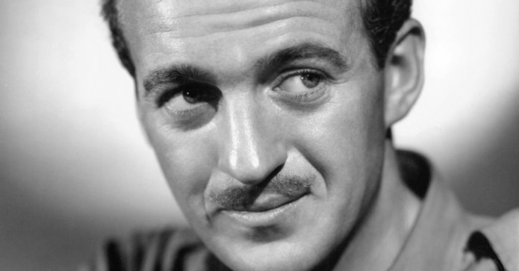Suave Facts About David Niven, Hollywood's Prince Charming