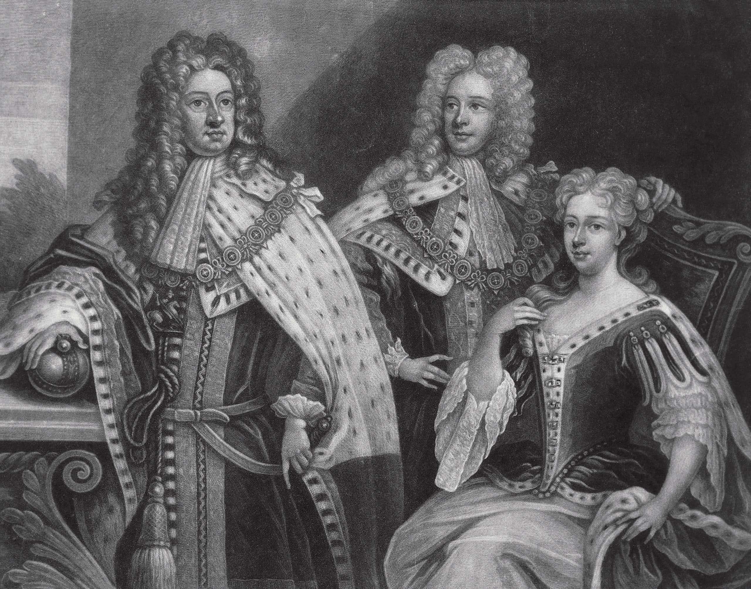 George II facts