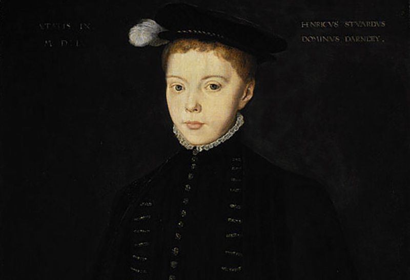 Lord Darnley facts