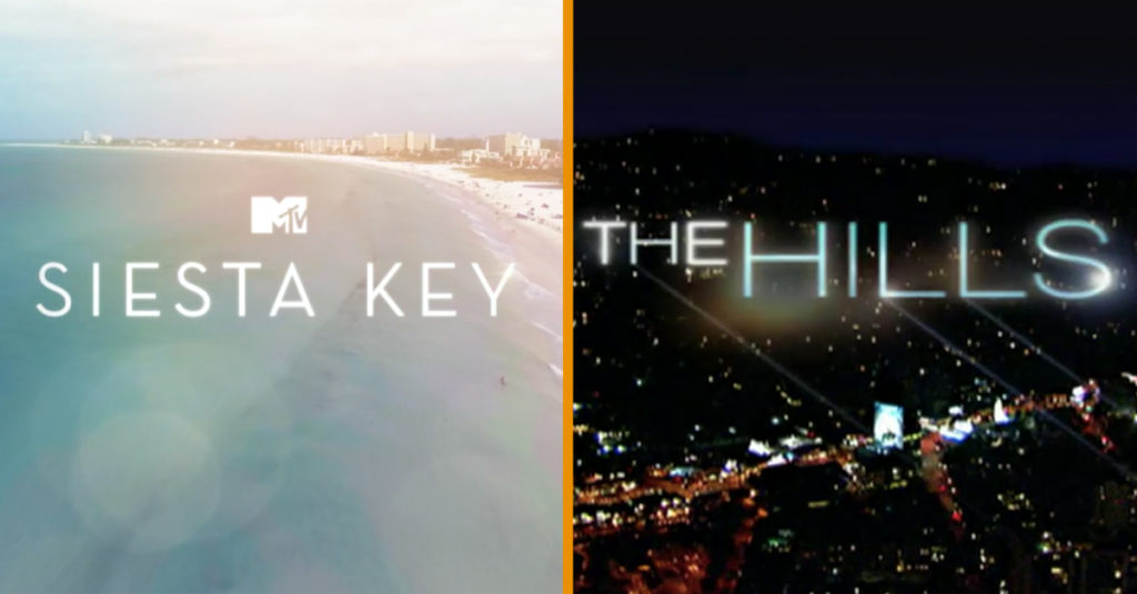 MTV Reality Shows, Ranked