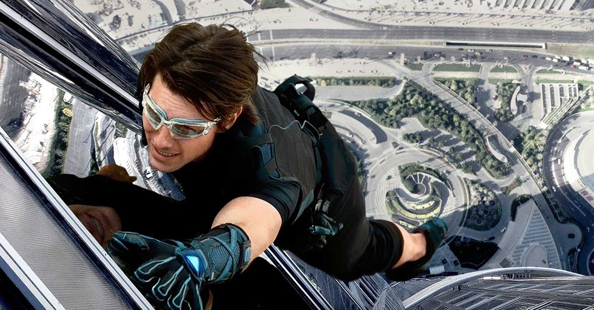 Mission Impossible Editorial Internal