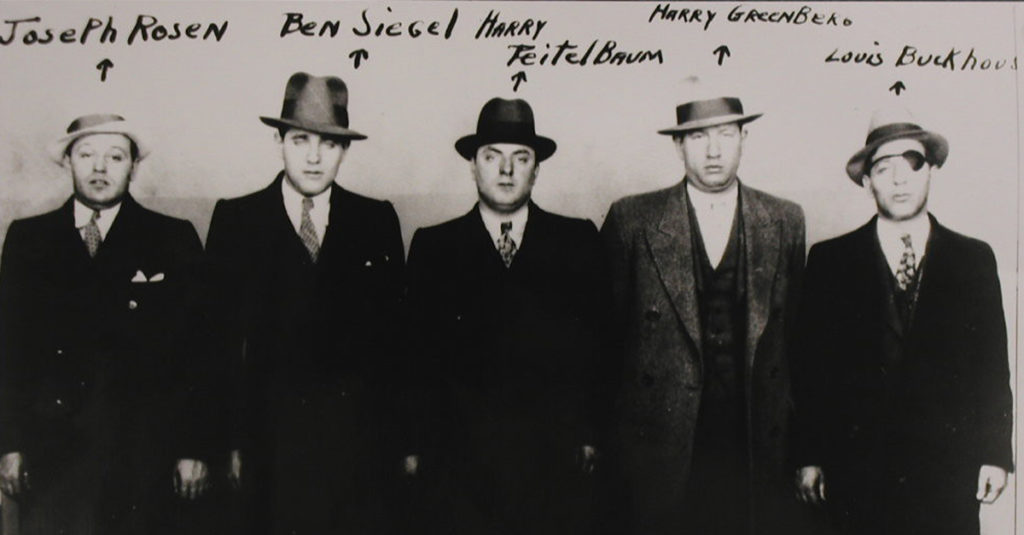 Lawless Hollywood: The Sordid Origin Of The Sunset Strip
