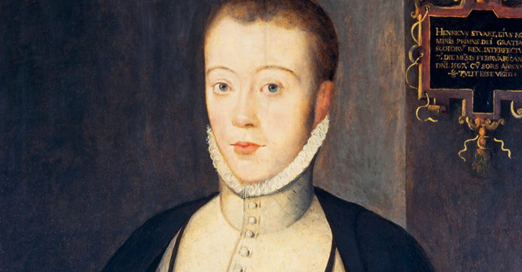Explosive Facts About Lord Darnley, The King Without A Crown