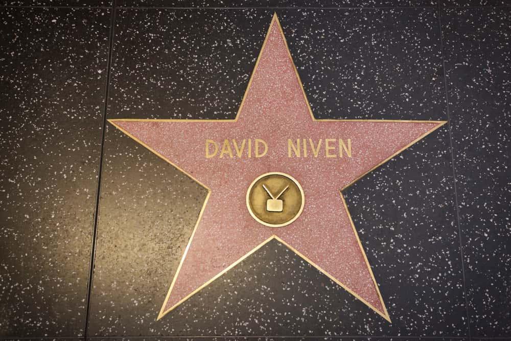 David Niven facts