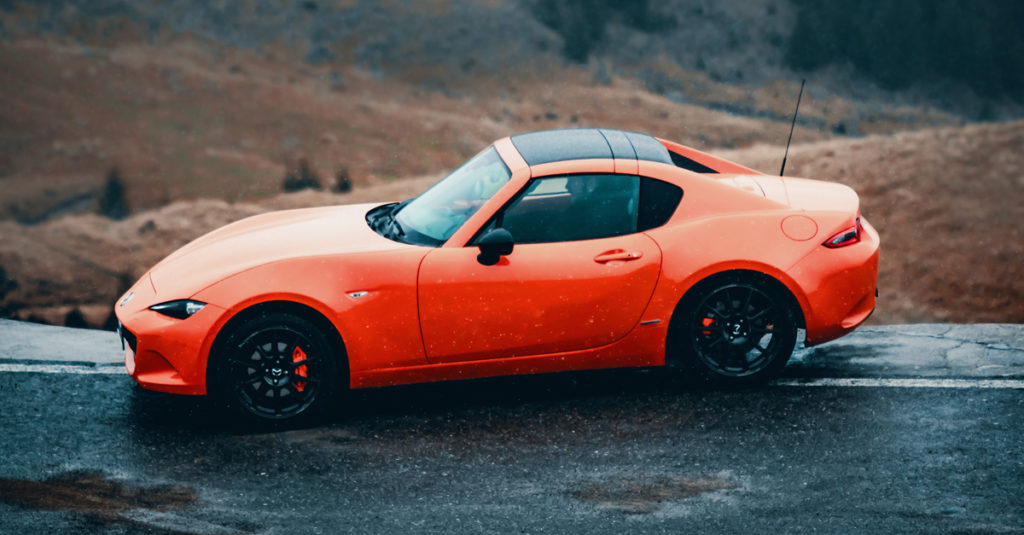 Car Of The Day: Mazda Miata