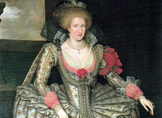 Anne of Denmark Facts