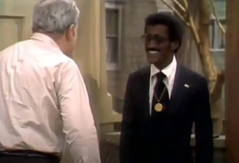 Sammy Davis Jr. facts