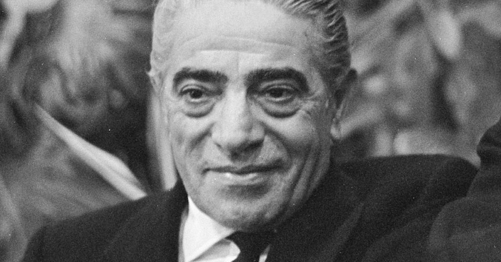 Slippery Facts About Aristotle Onassis, The Two-Faced Millionaire