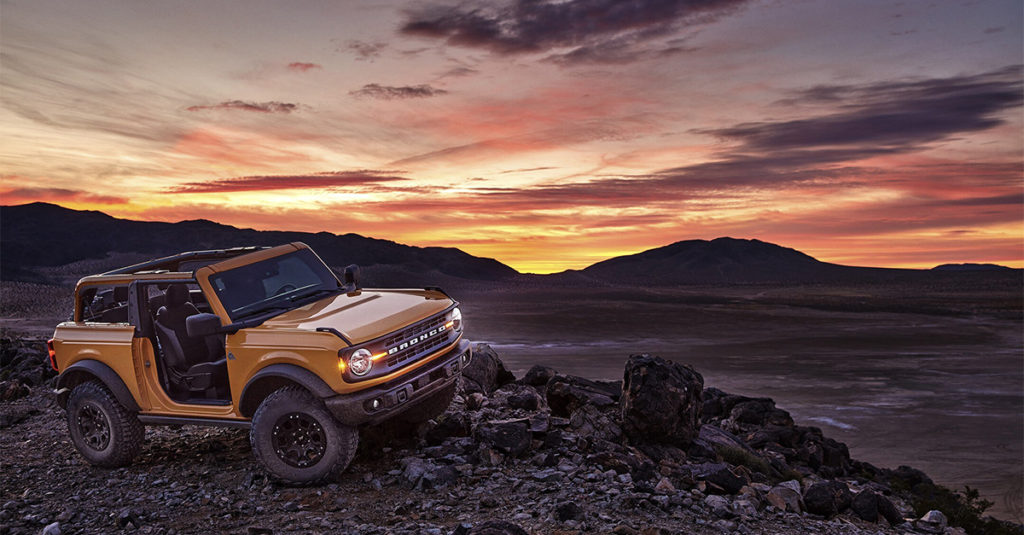 Car Of The Day: 2021 Ford Bronco