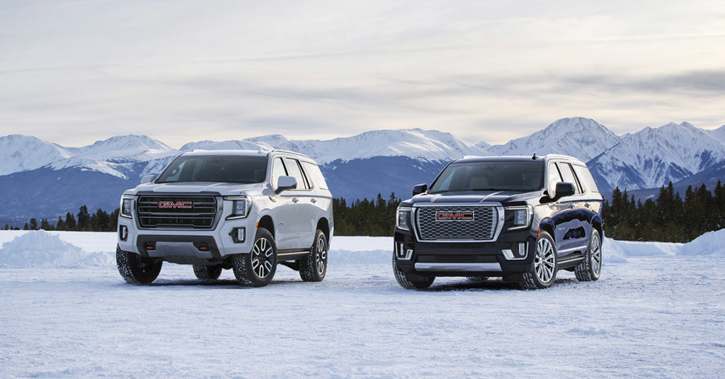2021's Best SUVs and Crossovers