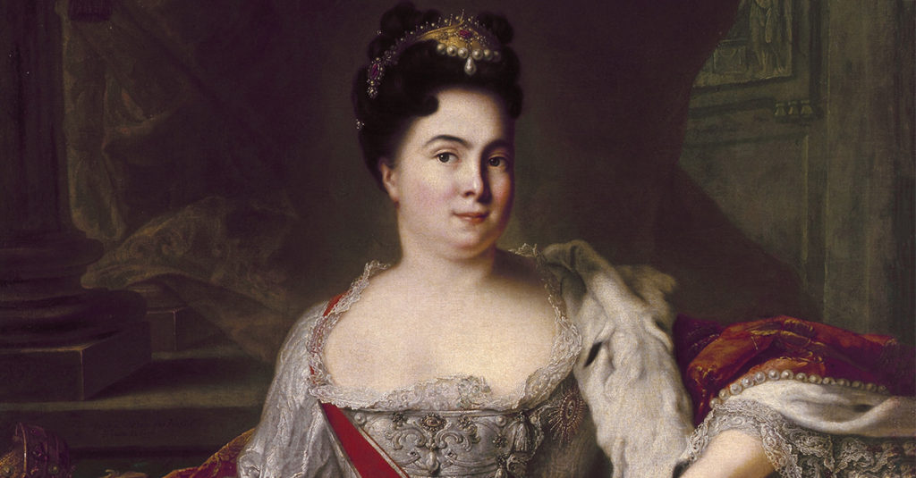 Savvy Facts About Empress Catherine I, The Unlikely Ruler of Russia