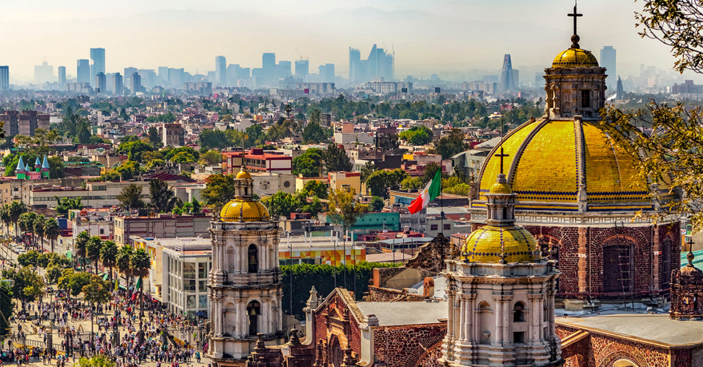 Destination Of The Day: Mexico City