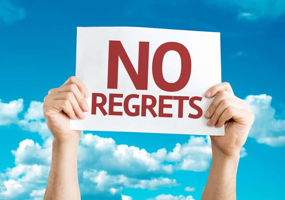 Biggest Regrets Facts