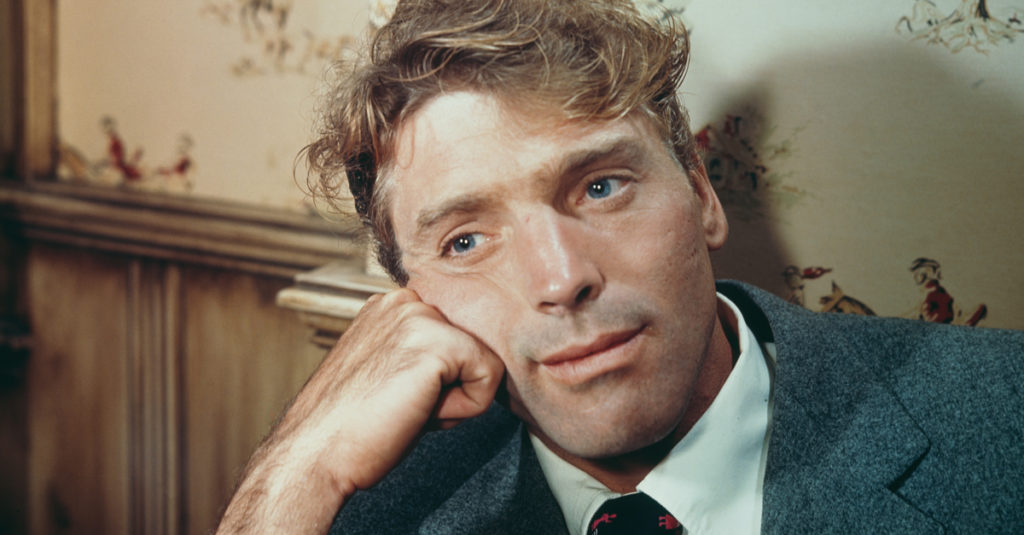 Furtive Facts About Burt Lancaster, Hollywood's Heartthrob With A Secret