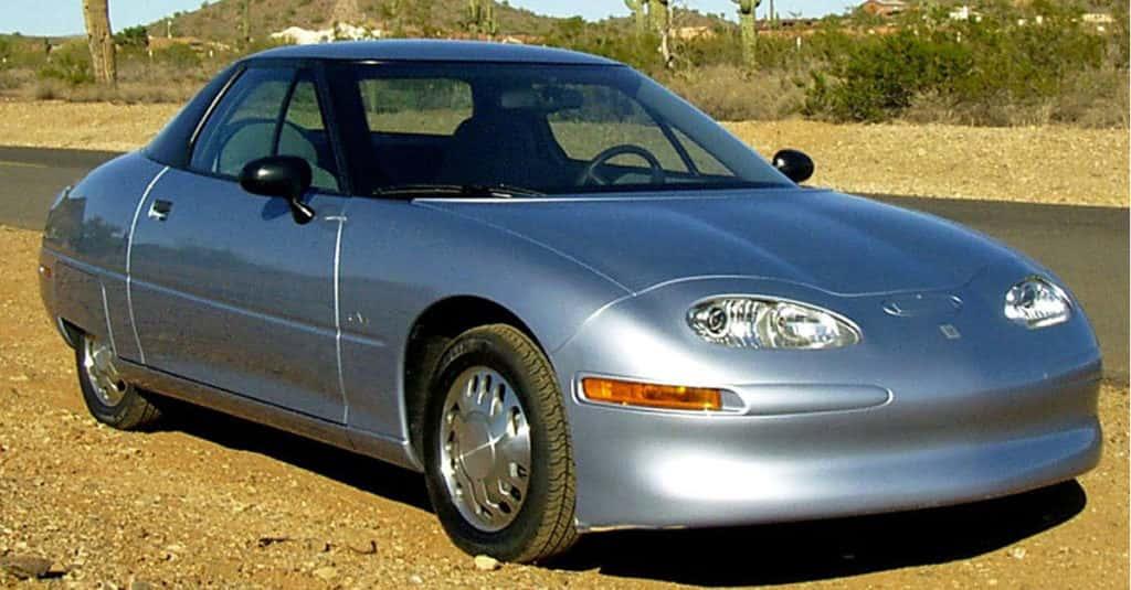 Car Of The Day: General Motors EV1