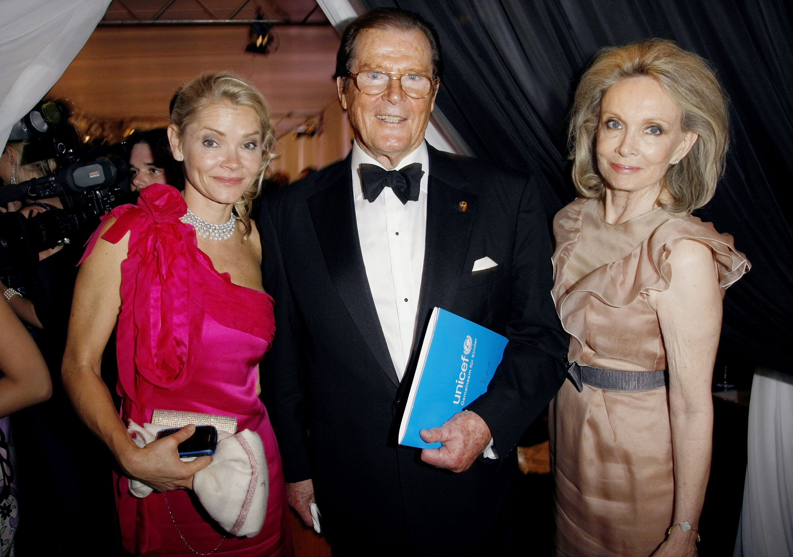 Roger Moore Facts