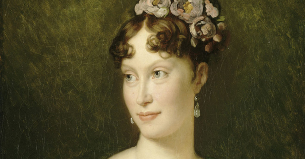 Delicate Facts About Marie Louise, Napoleon's Errant Empress
