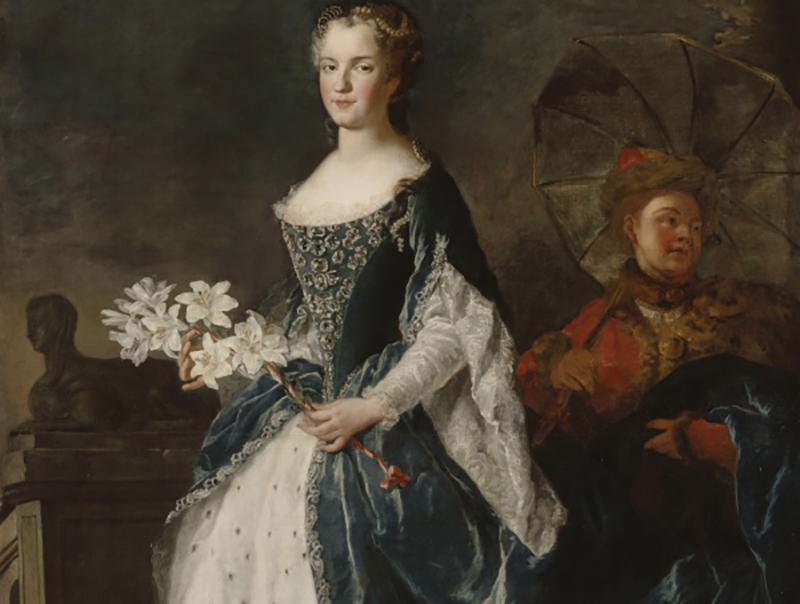 Marie Anne de Mailly-Nesle facts