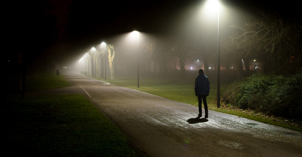 Into The Unknown: Terrifying Moments During Night Walks