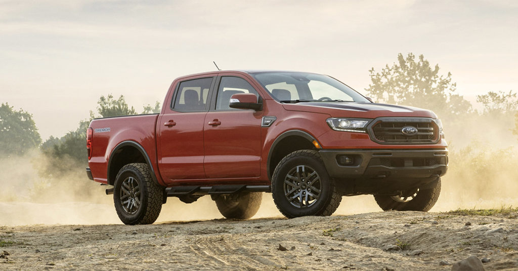 Car Of The Day: 2021 Ford Ranger
