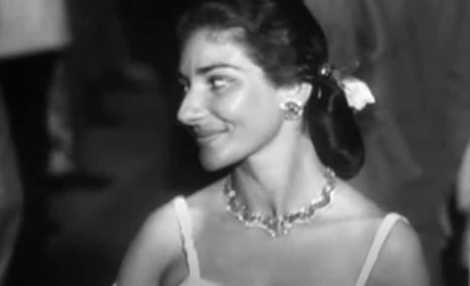 Maria Callas facts