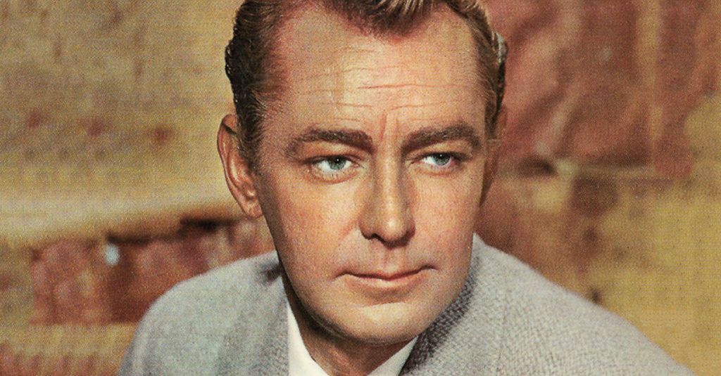 Painful Facts About Alan Ladd, Hollywood's Shy Gangster