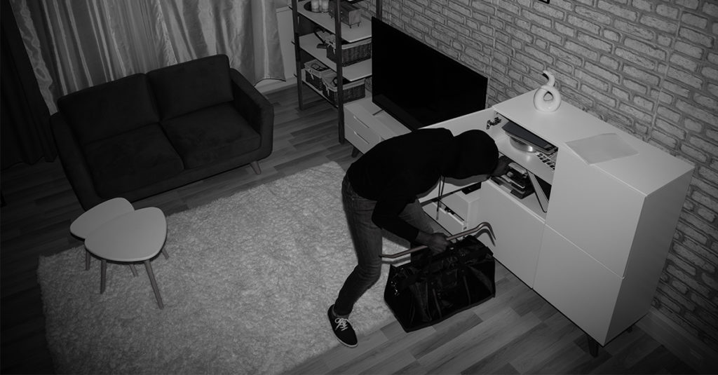 The Worst Moments Captured By Security Cameras