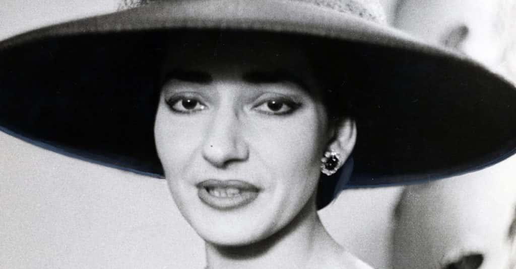 """Dramatic Facts About Maria Callas, """"La Divina"""""""