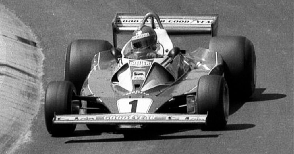 Resilient Racing: The Story Of Niki Lauda
