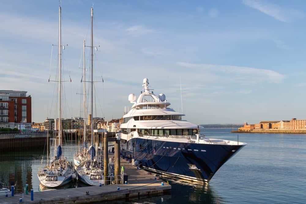 Secret Lives of the Rich