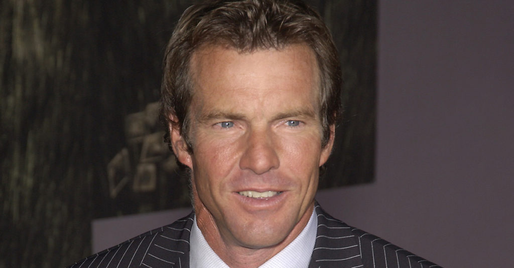 Messy Facts About Dennis Quaid, The Hollywood Reject
