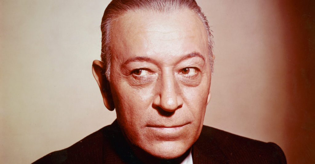 No-Good Facts About George Raft, The Gangster Actor