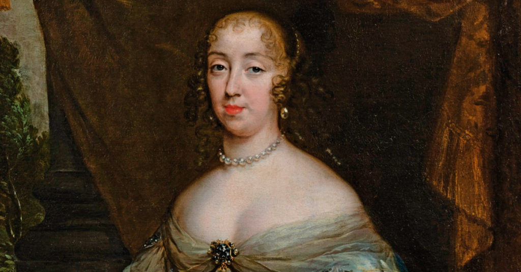 Thorny Facts About Henrietta Of England, The Troublesome Princess