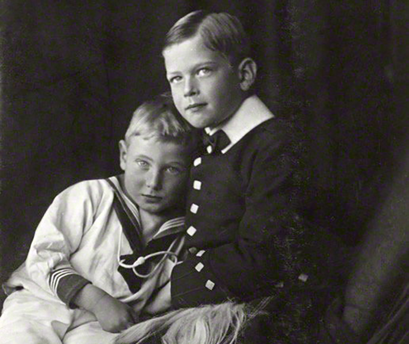 Prince John Of The United Kingdom, The Lost Prince facts