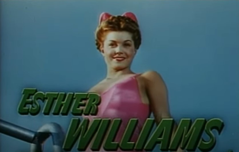 Esther Williams facts